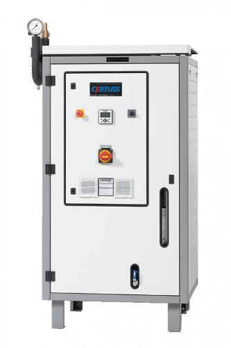 Chaudières à vapeur - Elektro E 100 M - E 120 M