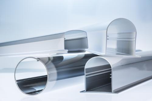 Lichtdurchlässige Kunststoffteile
