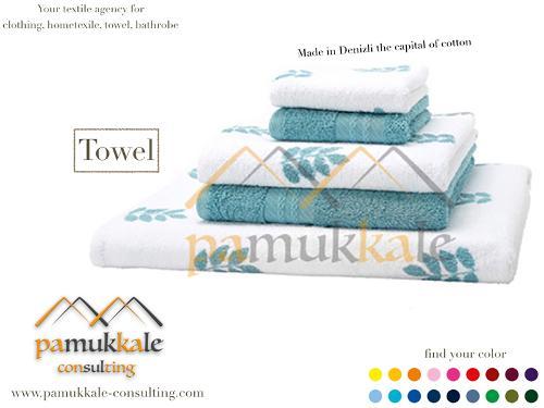 Handtuch für Wellnessoase