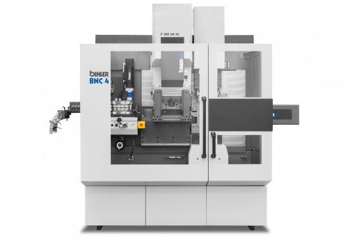 Servo-Produktionssystem - BNC 4