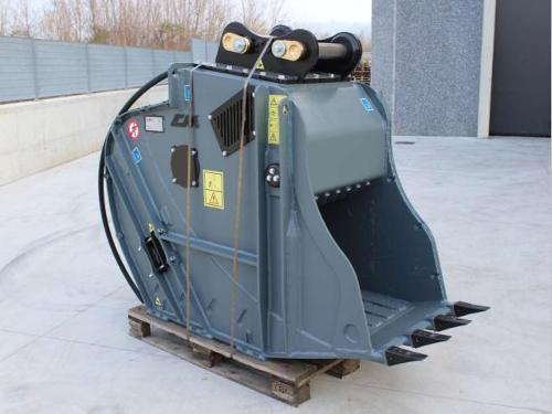 Crusher bucket CBF 06