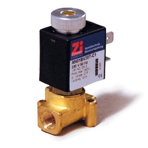 Baureihe / Type AN 01 - 2/2 Wege Magnetventil