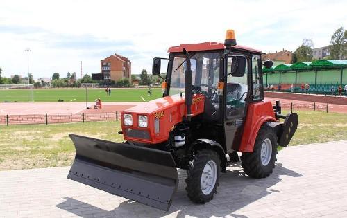 Машина уборочная МУ-320