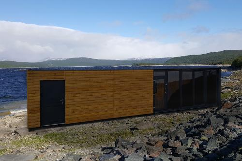 Adaptation of marine containers