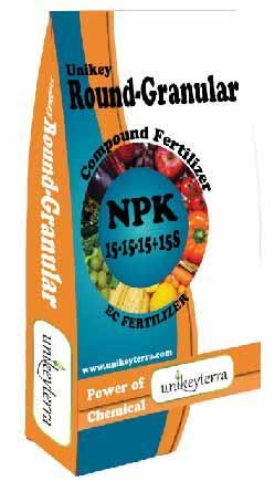 Unikey Round-Granular NPK