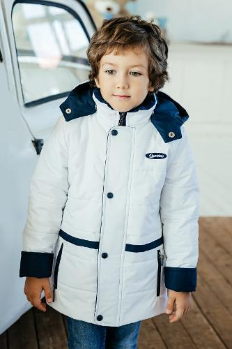 Two-tone Winter Down jacket Morris