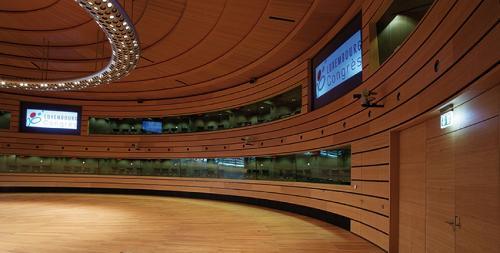 Salle de Conférence 2 - European Convention Center