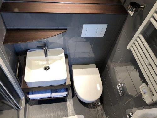 gebruiksklare badkamer model Tradiline