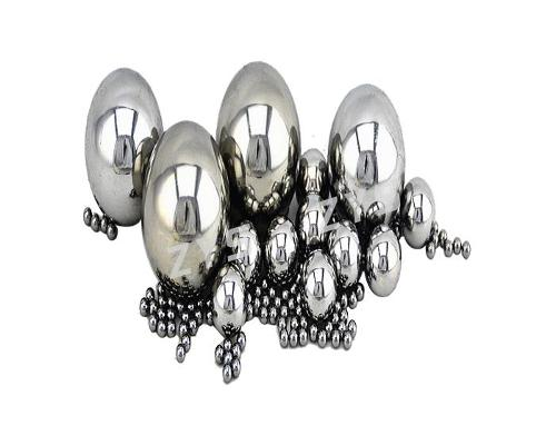 Productos de bolas de acero