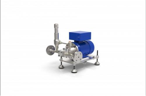 Volumetric dispensing pump - CHEM MINI