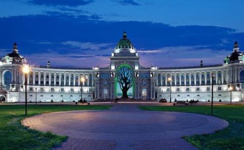 First time in Kazan Tour with Kazan Kremlin visit