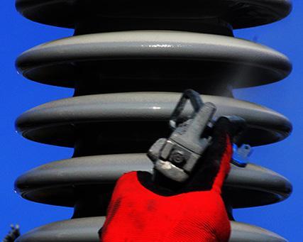 Revêtement pour isolateurs haute tension MIDSUN® 570™ HVIC