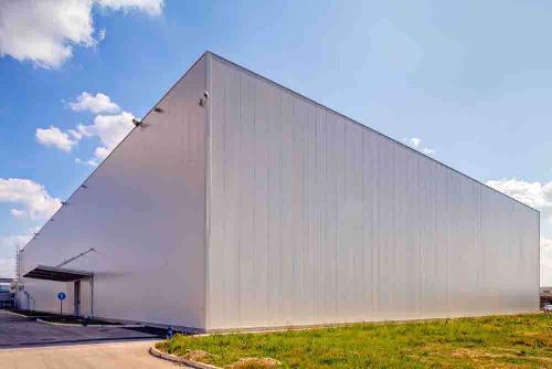 Steel Structures: Hangar&industrial Structure