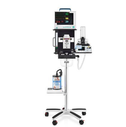 Veterinary Anesthesia Machine