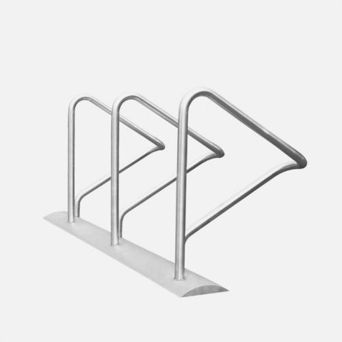 ABES Bicycle Stand 450-1 as row system