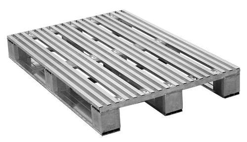 Palete Alumínio