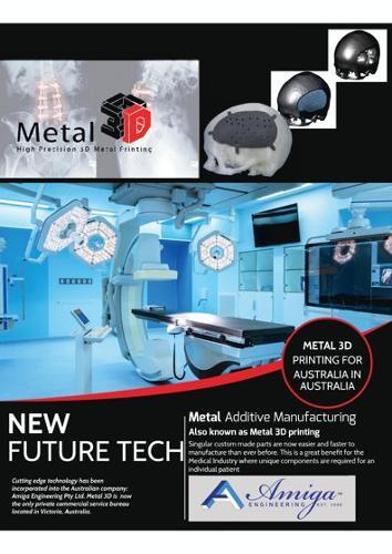 Medical Metal 3D Printing