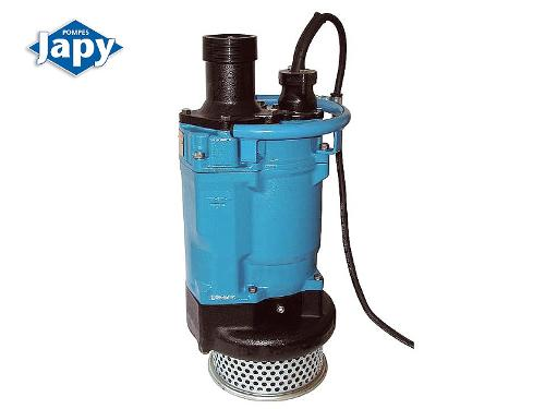 Site pump for continuous use - PC-FT