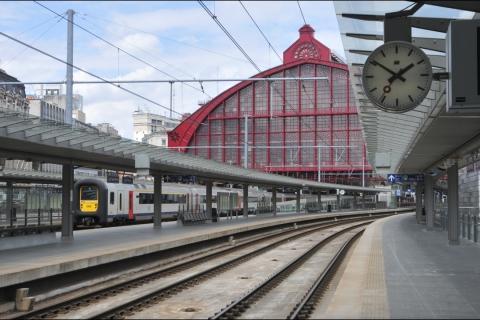 Belgium by Train – Train World Group Tours