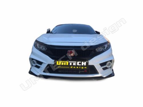 Universal Front Bumper Lip / Spoilerlippe
