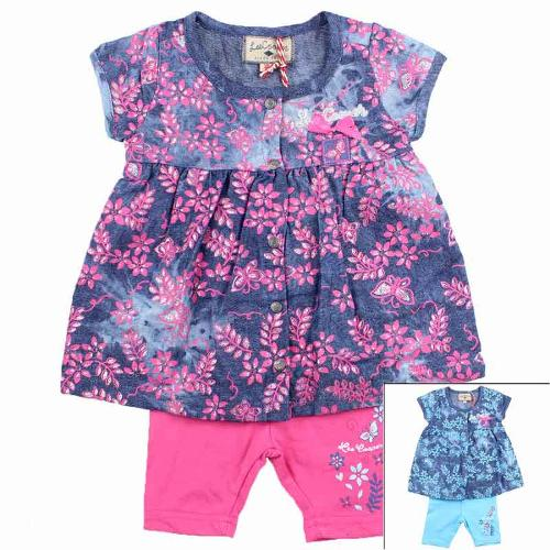 Wholesaler set of clothes licenced Lee Cooper baby