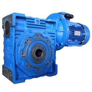 Worm geared motors