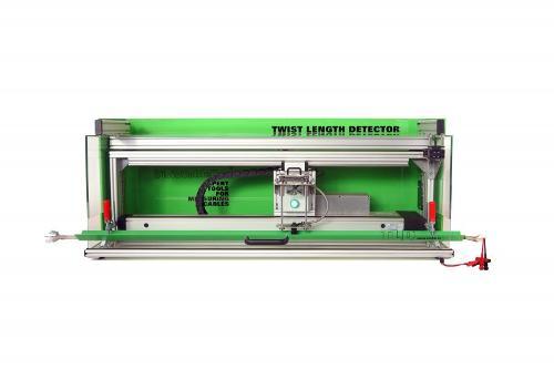 Прибор для измерения длины скрутки TLD