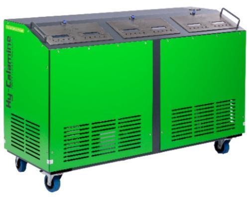 Descaling machine • Hy-Carbon 3000S