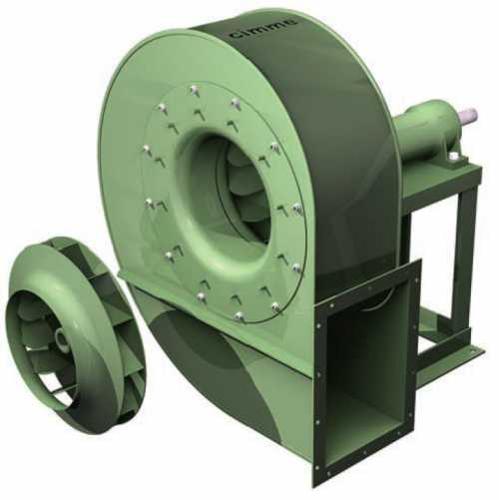 GFF • Ventilateur moyenne pression type GFF - Transmission poulie courroie