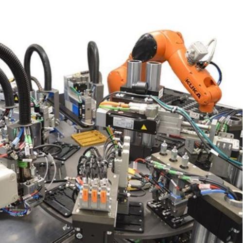 Machines spéciales d'assemblage