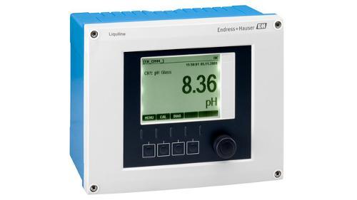 Transmisor de 8 canales Liquiline CM448