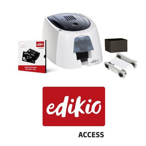 Imprimante badges / étiquettes de prix Evolis Edikio Access