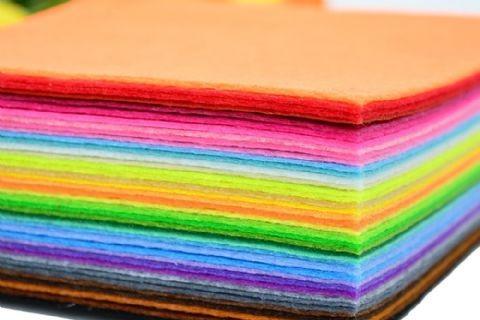 Nonwoven Felt Fabric