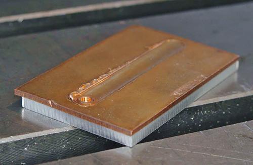 Remplacement Du Cuivre Par L'aluminium – Soudage Cu/al