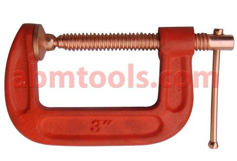 G Clamps - Clamps Ductile