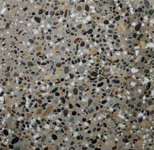 Brushed Terrazzo Tile