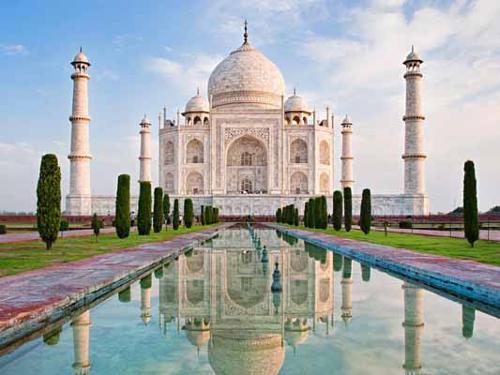 2N 3D Taj Mahal Tour - Agra Tour Packages