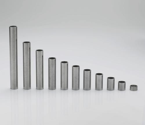Distanzhülsen Edelstahl 10x8,4x0,8 mm