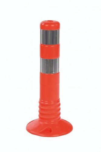 Poteau Flexible 450 Mm Orange