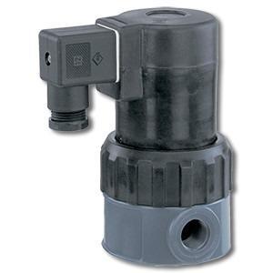 Electrically operated solenoid valve GEMÜ 202