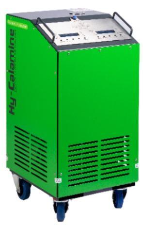 Descaling machine • Hy-Carbon 1000S