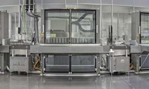 Production Line OPTIMA ImmuCoat®
