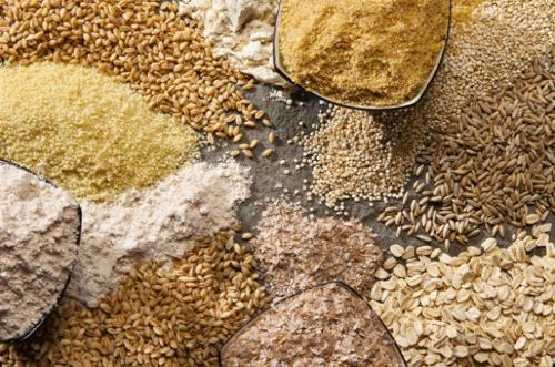 Зерновые крупы  Зерно