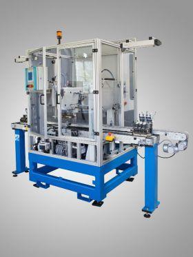 Friedrich CNC-Nietmaschinen mit Transfersystem