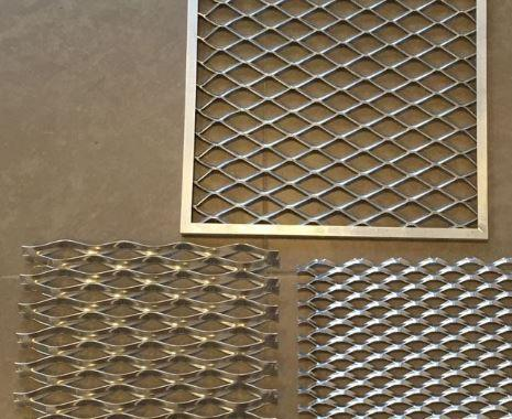 Expanded Metal for Filters, Ceiling, Mesh, etc.