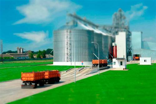 Строительство и проектирование элеваторов и зернохранилищ