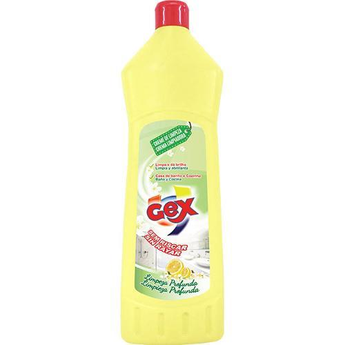 GEX Creme de limpeza