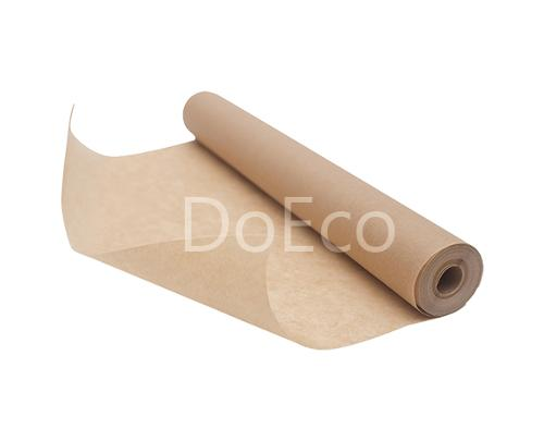 Siliconized reusable parchment rolls