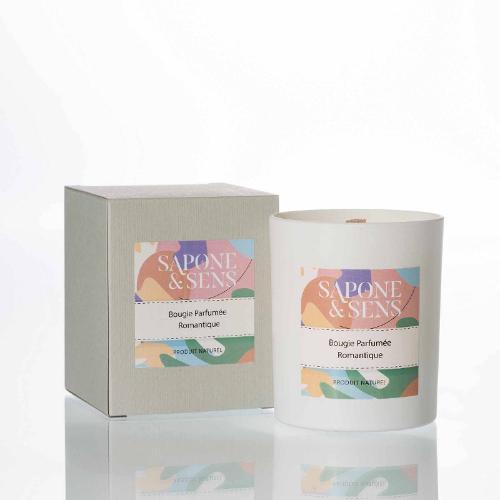 Bougie parfumée Romantique