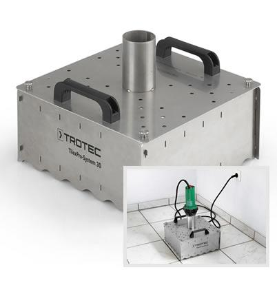 TilexPro Fliesenaufnahmesystem